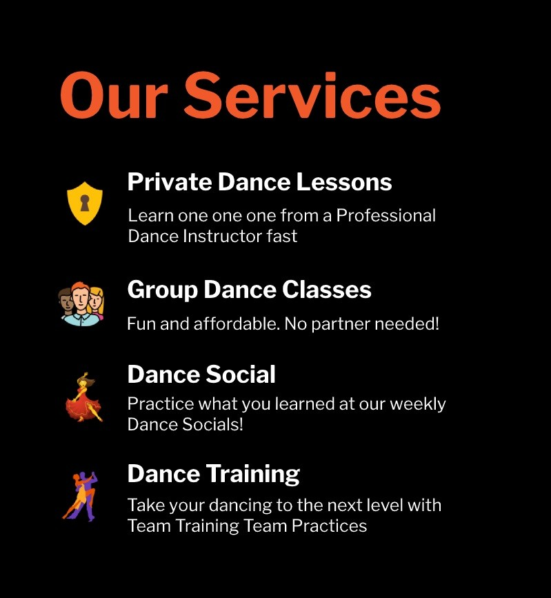 Our Dance Services